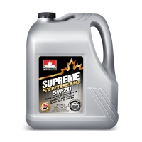 Моторное масло Petro-Canada SUPREME SYNTHETIC 5W20, 4л
